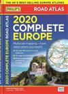 Philip's Complete Road Atlas Europe 2020 A4: (A4 with practical 'flexi' cover)