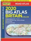 Philip's Big Road Atlas Britain and Ireland: (Spiral binding)
