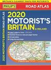 Philip's Motorist's Road Atlas Britain and Ireland: (Large-format paperback)