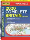 Philip's Complete Road Atlas Britain and Ireland: (Spiral binding)