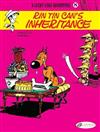 Lucky Luke Vol 75: Rin Tin Can's Inheritance