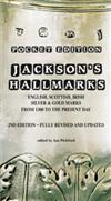 Pocket Edition Jackson's Hallmarks of English, Scottish, Irish Silver & Gold Marks from 1300 to the Present Day