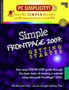 Simple FrontPage 2003: Getting Started