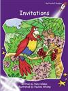 Red Rocket Readers: Fluency Level 3 Fiction Set B: Invitations