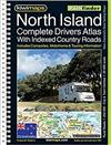 North Island Complete Drivers Atlas: with Indexed Country Roads: Includes Motorhome & Touring Information
