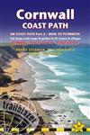 Cornwall Coast Path (Trailblazer British Walking Guide): Practical walking guide with 142 Large-Scale Maps & Guides to 81 Towns & Villages; Planning, Places to Stay, Places to Eat, SW Coast Path Part 2, Bude to Plymouth (Trailblazer British Walking Guide)