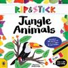 Rip and Stick Jungle Animals Activity Book