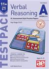 11+ Verbal Reasoning Year 5-7 GL & Other Styles Testpack A Papers 5-8: GL Assessment Style Practice Papers