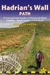 Hadrian's Wall Path: Bowness-on-Solway to Wallsend (Newcastle) and Wallsend (Newcastle) to Bowness-on-Solway: Two-way guide with 59 Large-Scale Walking Maps & Guides to 29 Towns and Villages - Planning, Places to Stay, Places to Eat