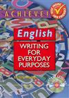 English: Writing for Everyday Purposes