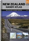 New Zealand handy atlas NP: 2018