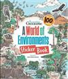 A World of Environments: Sticker Book