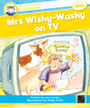 Mrs Wishy-Washy on TV - Small Book