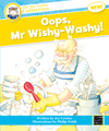 Oops, Mr Wishy-Washy - Small Book