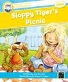 Sloppy Tiger's Picnic - Small Book