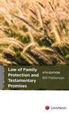 Law of Family Protection and Testamentary Promises