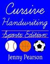 Cursive Handwriting Sports Edition
