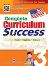 Complete Curriculum Success Grade 3