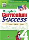 Complete Curriculum Success Grade 4