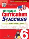 Complete Curriculum Success Grade 6