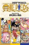 One Piece (Omnibus Edition), Vol. 29: Includes vols. 85, 86 & 87