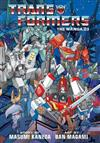 Transformers: The Manga, Vol. 3