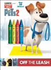 Secret Life of Pets 2 Deluxe Chunky Crayon