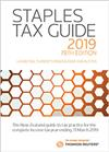 Staples Tax Guide 2019