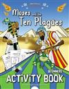 Moses and the Ten Plagues Activity Book