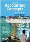 Level 2 Accounting Concepts Learning 2.1 Workbook