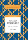 Israeli Sociology: Text in Context