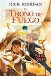 Cronicas de Los Kane, Libro 2: El Trono de Fuego. Novela Grafica / The Kane Chronicles Book 2: The Throne of Fire: The Graphic Novel, Las