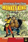 Monkey King, Volume 6: The Sacred Tree