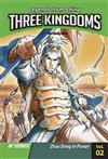 Three Kingdoms Volume 2: The Family Plot