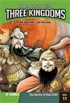 Three Kingdoms Volume 11: The Battle of the Red Cliffs