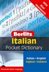 Berlitz Pocket Dictionary: Italian