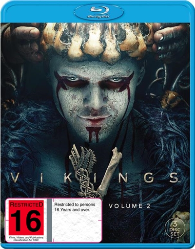 Vikings Season 5 : Part 2 - ISBN: 82691SBG (20th Century Fox)