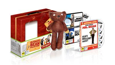 Ultimate Bean Collection 20 Years Of Mr Bean Suitcase Box Set