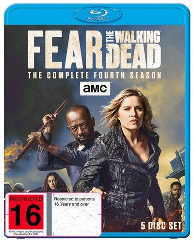 Fear The Walking Dead Season 4 - ISBN: 88745SBG (20th ...