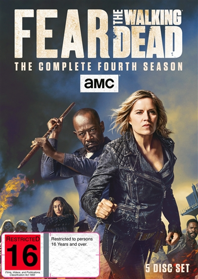 Fear The Walking Dead Season 4 - ISBN: 88745SDG (20th ...