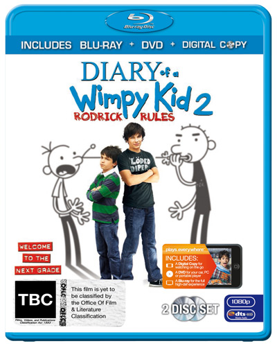 Diary Of A Wimpy Kid 2 Isbn 94552sbo Fox Universal