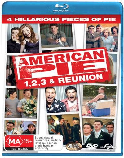 American Pie 1 2 The Wedding American Reunion Isbn Bdp26214
