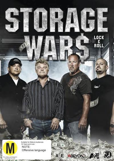 storage wars lock roll isbn bhe7379 gde distribution