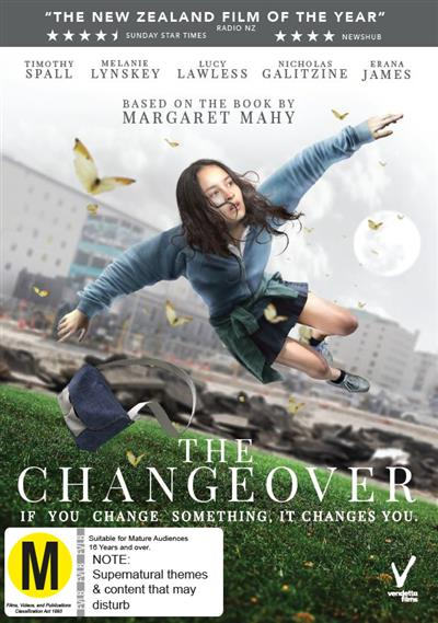 The Changeover - ISBN: VF1655 (GDE DISTRIBUTION)