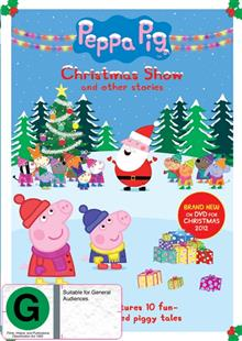 Peppa Pig - The Christmas Show