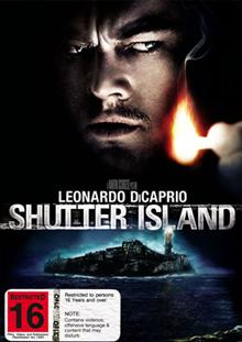 Shutter Island One-Time DVD