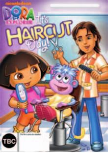 Dora: Haircut Day