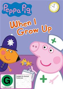 Peppa Pig - When I Grow Up