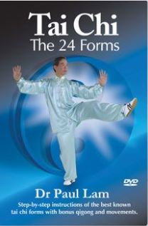 Tai Chi: the 24 Forms