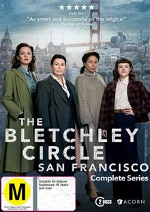 The Bletchley Circle - San Francisco Complete Series